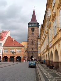 Jičín (Valdická brána)