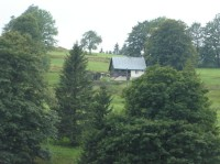 Chata v Jedlové