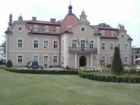 Současný zámek Berchtold