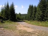 Pod Orlíkem - potok