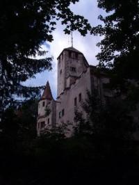 Liberecká výšina: srpen 2006