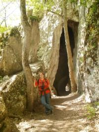Jeskyně Kostelík, Moravský kras