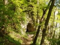 Jeskyně Jáchymka, Moravský kras