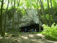 Jeskyně Pekárna v Moravském krasu