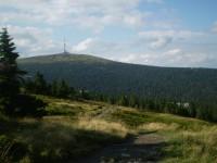Praděd, nejvyšší moravská hora