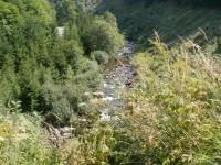 Vodopád na Borovém potoce, Jeseníky