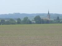 Slezské Rudoltice, kostel sv. Kateřiny