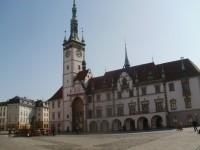 Olomouc, Horní náměstí, budova radnice