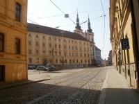 Olomouc, náměstí Republiky, kašna Tritonů