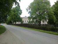 Jindřichov ve Slezsku, zámek