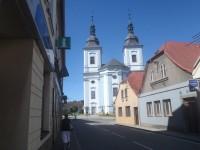 Žamberk, kostel svatého Václava