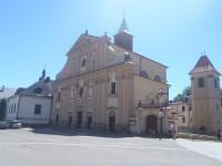 Letohrad, kostel svatého Václava
