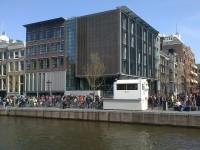 Amsterdam, Muzeum Anny Frankové