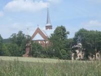 Liptaň, kostel Nanebevzetí Panny Marie