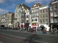 Amsterdam, metropole na grachtech