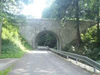Jeden z viaduktů