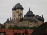 Karlštejn, hrad Karla IV.