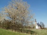 Janov - kostel Nejsvětější Trojice
