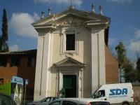 Řím - Domine quo vadis?