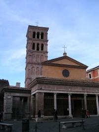 Řím - Santa Maria in Cosmedin