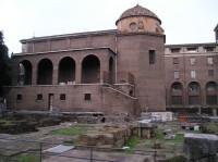 Řím - Maxentiova bazilika