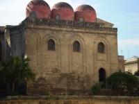 Sicílie - Palermo, San Giovani degli Eremiti