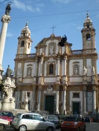 Sicílie - Palermo, Santa Caterina