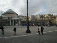 Neapol - San Francesco di Paola