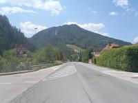 Kranjska Gora v Julských Alpách