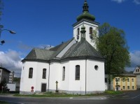 Kostel: Kostel sv. Kateřiny