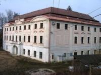 Zámek Zvíkovec