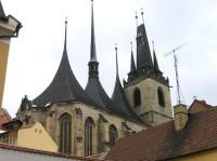 Louny - kostel