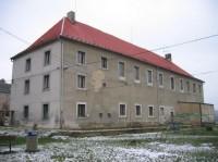 Sazená - zámek