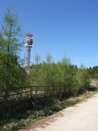 Vysílač na Šacberku