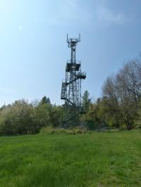 Rozhledna Třenická hora u Cerhovic