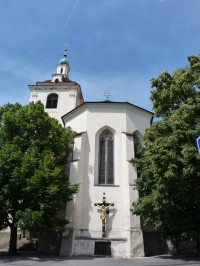 Kostel sv.Jakuba