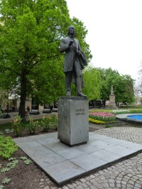Smetanovy sady - Plzeň