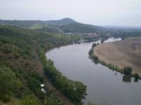 Výhled z Kalvarie