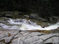 Mumlava nad vodopádem