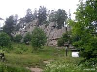 Čertovy skály - přírodní památka