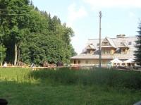 Pěší trasa Dolinou Kościeliska  (z osady Kiry k chatě Schronisko PTTK na Hali Ornak)