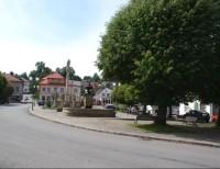 náměstí v Pecce