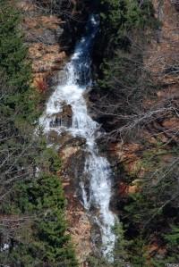 Vodopád Divokého potoka