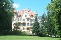 Villa Ritter na ulici Krále Jiřího