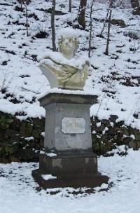 Pomník J.W.Goetha