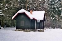 Lovecká chata na Vysoké Roudné