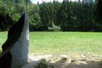 Táborová louka u Sluneční zátoky J.Foglara