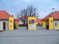 Slavnostní otevření centra Eden a Slavnosti jara, Bystřice n.Pernštejnem.