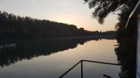 Ramena Dunaje a starý Dunaj