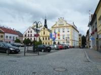 Česká Třebová, náměstí